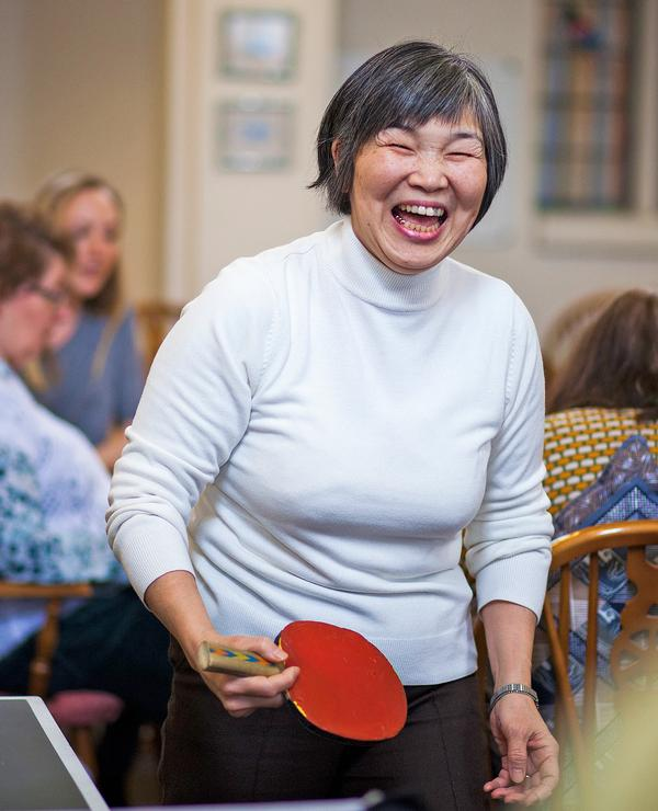 Group activities can be a great way for people living with dementia to stay active and social