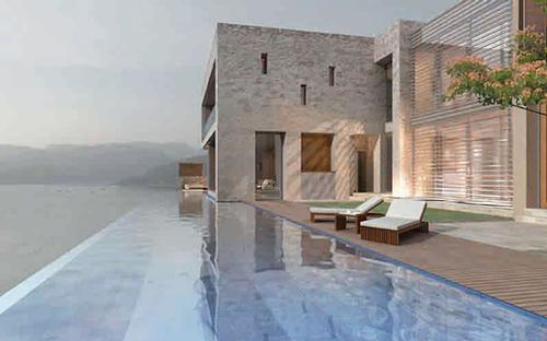 The interior design of the hotel will be by Blink Design Group