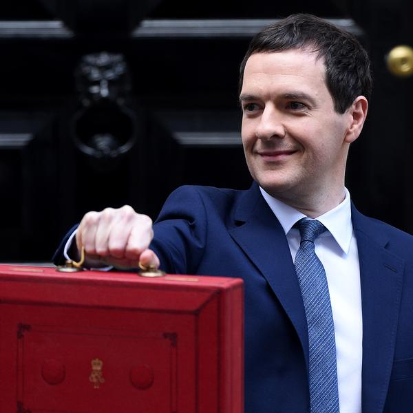 Chancellor George Osborne delivered his latest budget on 16 March 2016 / PRESS ASSOCIATION