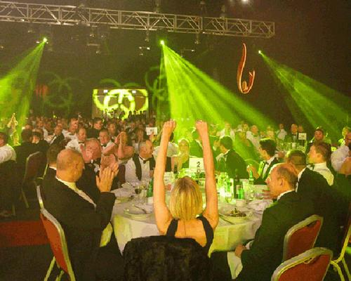 The 2013 Flame Awards also took place in Telford / PhotoglowPhotography