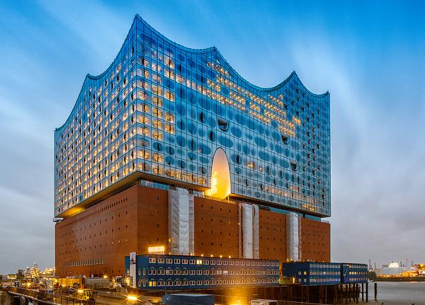 Herzog & de Meuron's shimmering Elbphilharmonie opened in Hamburg in January / Photo: Thies Raetzke