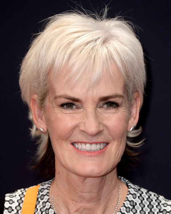 Judy Murray is working with 