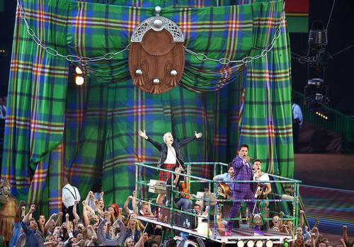 'Uniquely Glaswegian' opening ceremony kicks off 20th Commonwealth Games