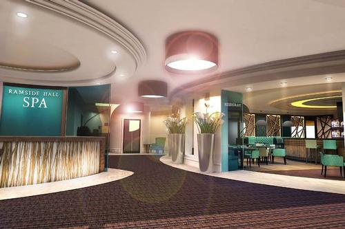 Premier Software is the preferred software provider for this spa / Ramside Hall