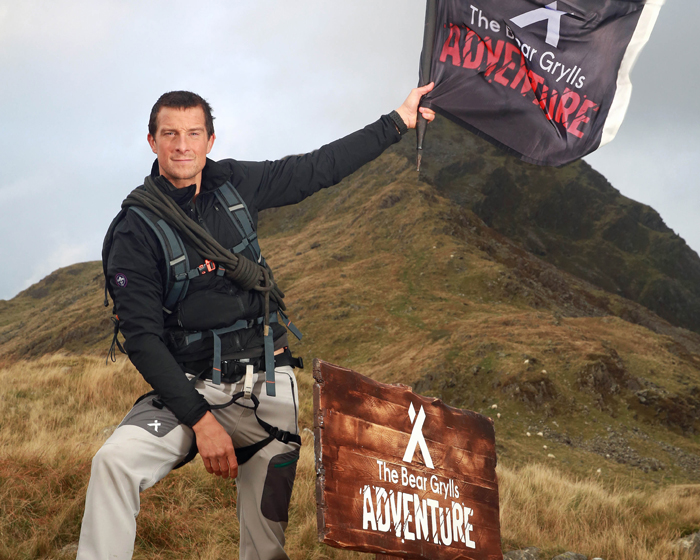 Merlin partners with Magic Memories on The Bear Grylls Adventure experience