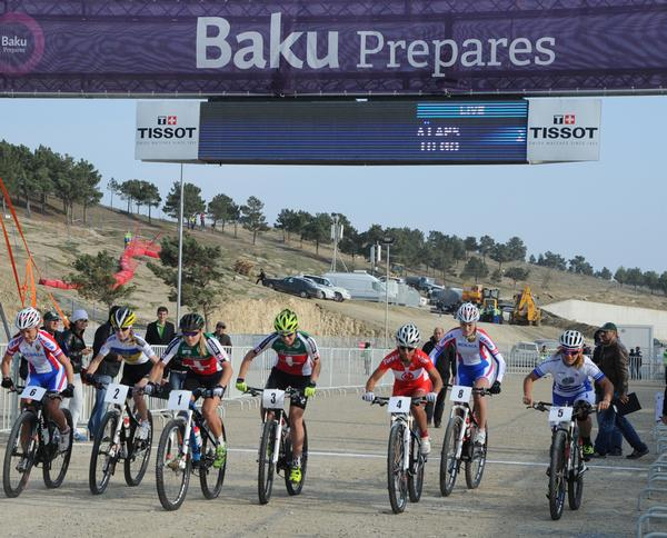 The inaugural European Games have the backing of the International Olympic Committee and will be held in Baku, Azerbaijan