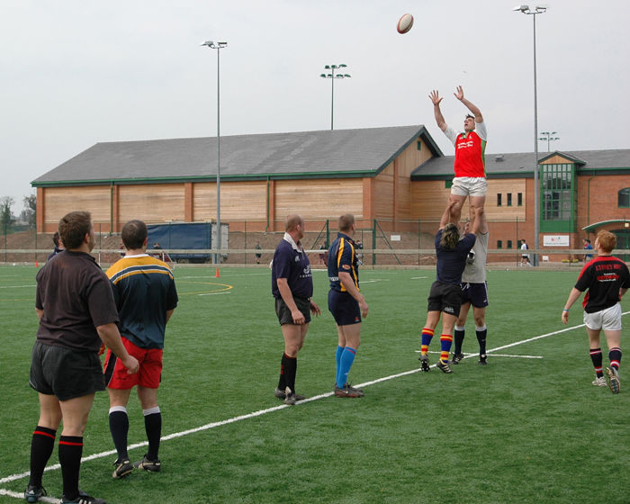 Rugby World Cup teams to use Blakedown pitches for training