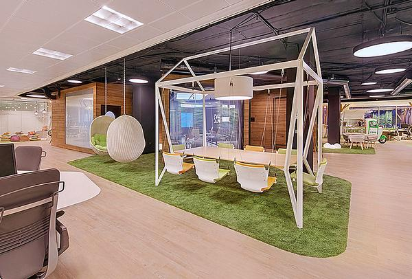 CBRE's offices are built to WELL standards