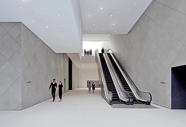 The Guardian Art Center opened in early 2018 / Image: Shuhe