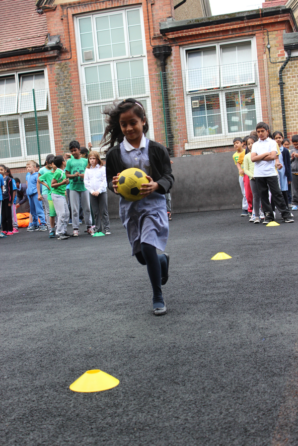 Engaging children early is the key to ensuring they develop a life-long relationship with sport