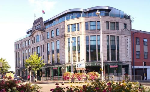 Swansea's Grand Hotel is part of Great National's portfolio