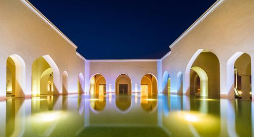 Zen spa launches in Omani mountain range