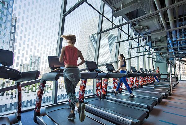 The Trainyard Gym