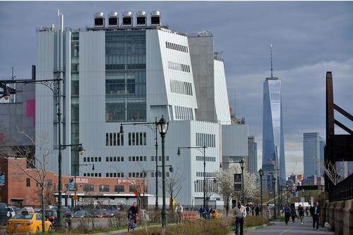 Best Emerging Culture Destination of the Year in North America: The Renzo-Piano designed Whitney Museum of American Art