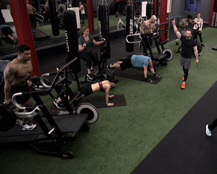 The StairMaster HIIT program assists business growth, space utilisation and client satisfaction