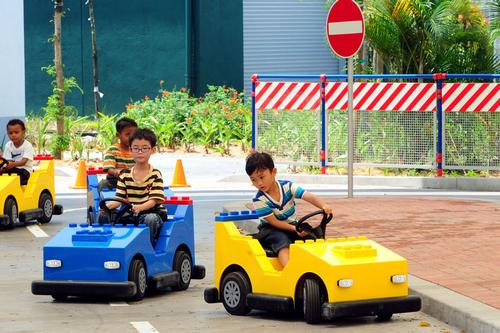 A Lego driving school is expected to be one of the many fun-filled areas at Legoland Japan