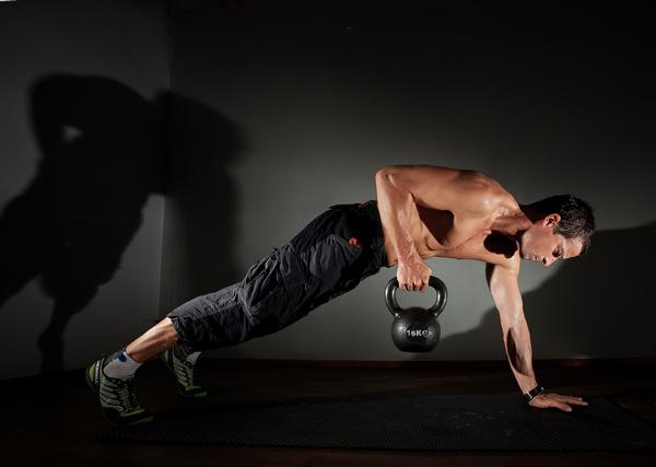BG Kettlebells is designed to promote fat loss and improve lean muscle, flexibility and power
