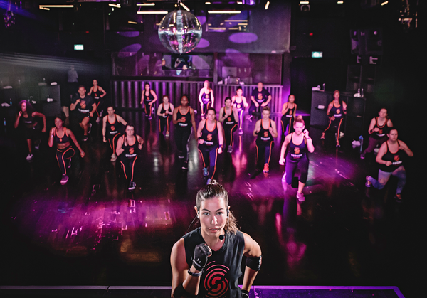 Instructors delivering classes such a Zumba will benefit from the new qualification / PHOTO: STRONG BY ZUMBA