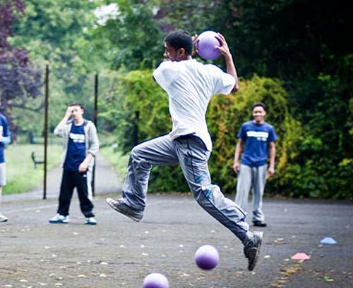 £7.5m specifically for boosting sporting opportunities in deprived communities