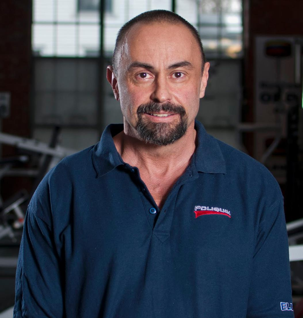 Poliquin will be presenting 'The Nuts and Bolts of Exercise Biomechanics' and 'Making Sense of Nutrition for Sports Performance'