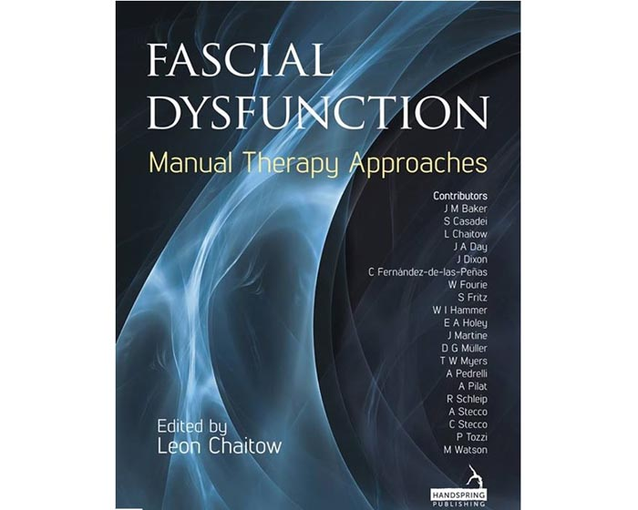 New book guides therapists on fascial dysfunction