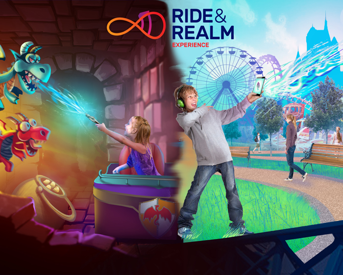 Ride and Ralm is a new concept designed to completely personalise the visitor experience