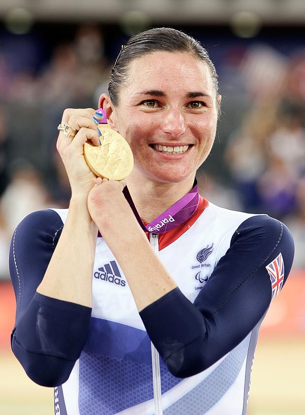 Dame Sarah Storey, Britain's most successful Paralympian of the modern era, will take part in her seventh Paralympics at Rio 2016