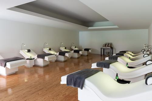 The Vidago Palace hotel has 20 treatment rooms, a Turkish bath and a meditation area / Vidago Palace