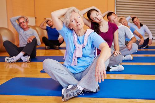 Yoga as beneficial as high impact sport: study