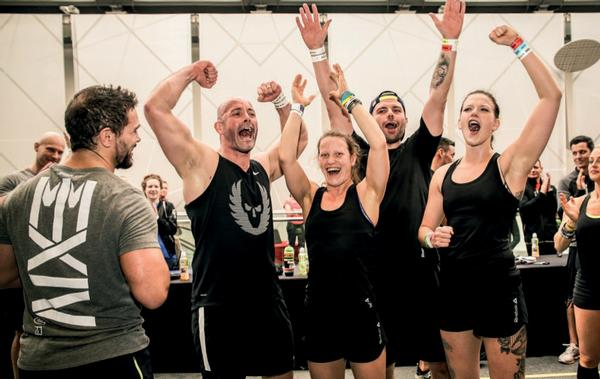 Contestants battled it out to win a £10,000 studio makeover for their club