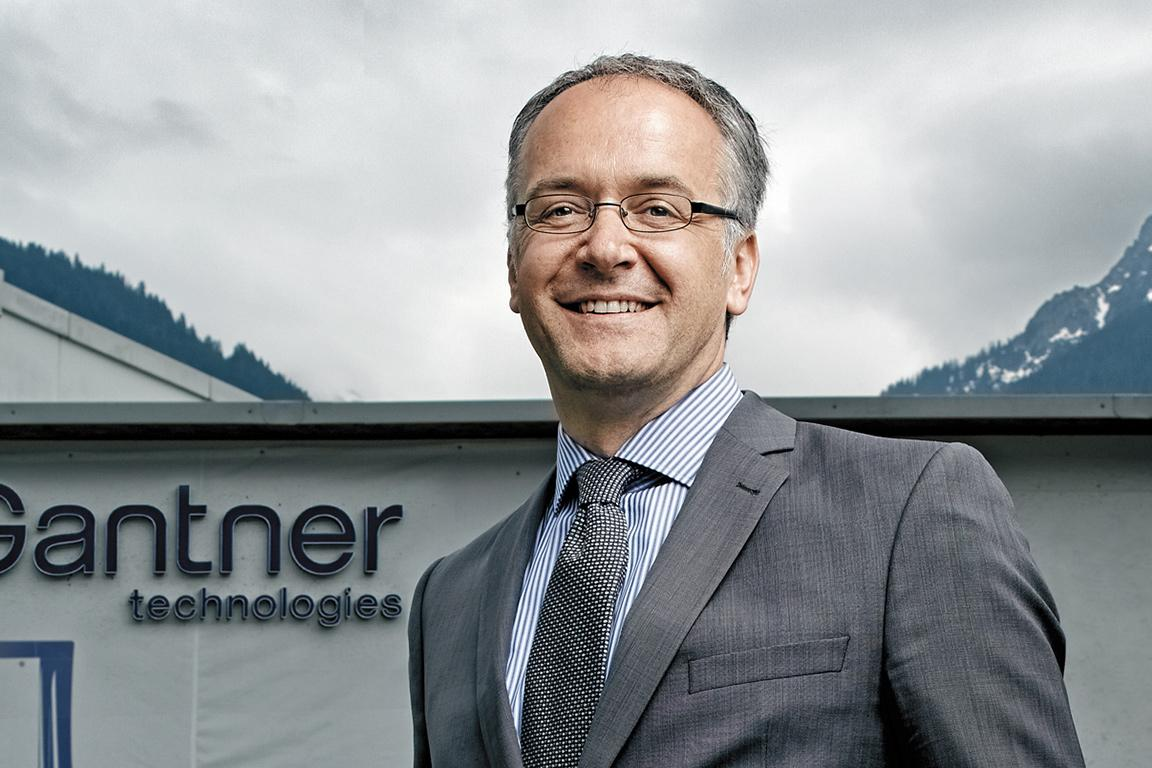 Gantner MD Elmar Hartmann said the deal will provide a boost to the firm's international expansion plans