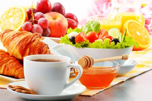 The authors say the good health of breakfast eaters can be attributed to an all-round healthy lifestyle, rather than a single meal