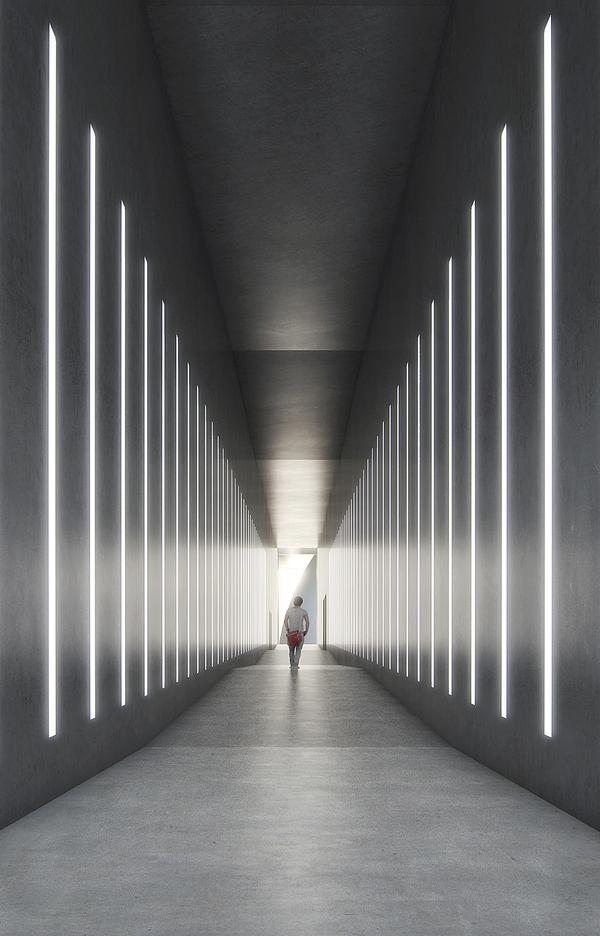 Turrell's typical focus on light and space is central to the expansion designs