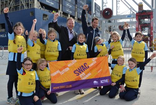Ben Ainslie launches 'inner-city sailing academy' in Southampton