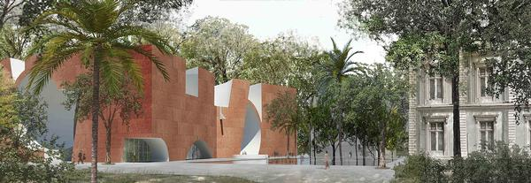 Interview: Steven Holl