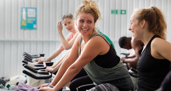 While gyms can be a tough sell to the inactive, other activities could be used to attract them / Photo: Thisgirlcan/sportengland