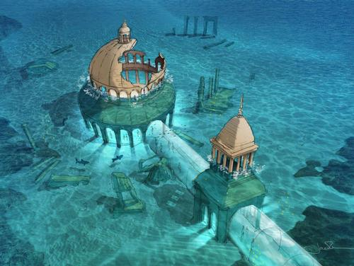 Reef Worlds' proposed US$30m underwater TV studio to become aquarium after 2022 World Cup