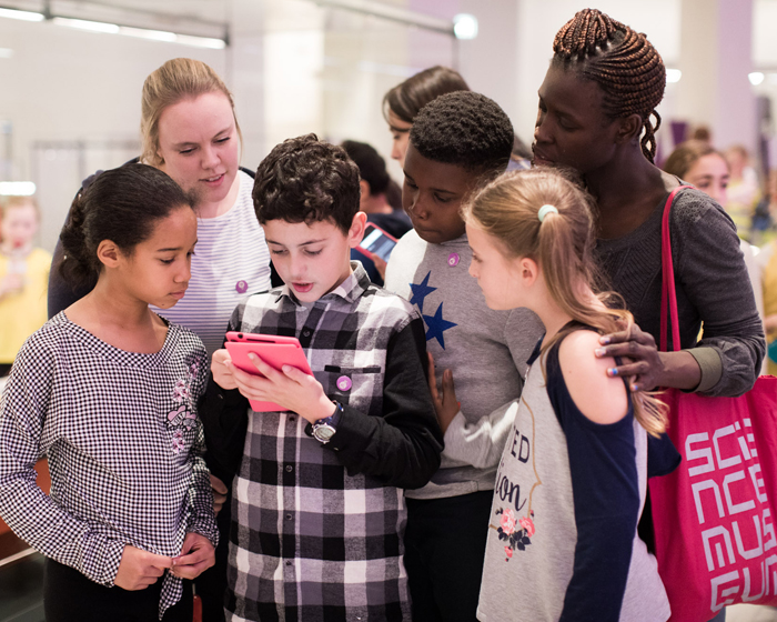 Aardman develops interactive app for The Science Museum Group