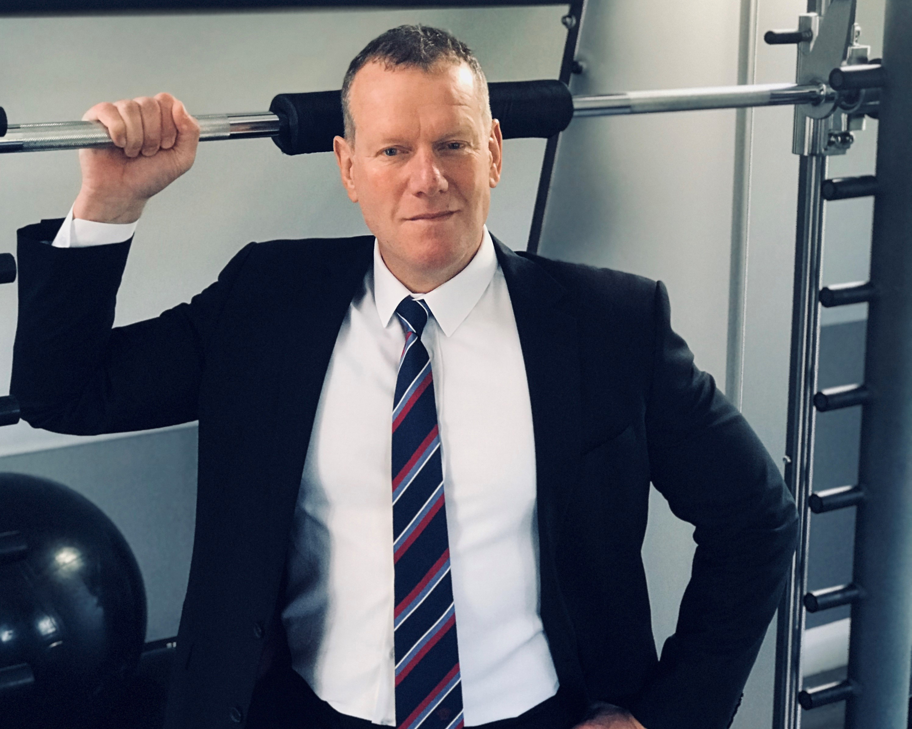 Clayton will be responsible for the company's growth in the commercial health and fitness markerts