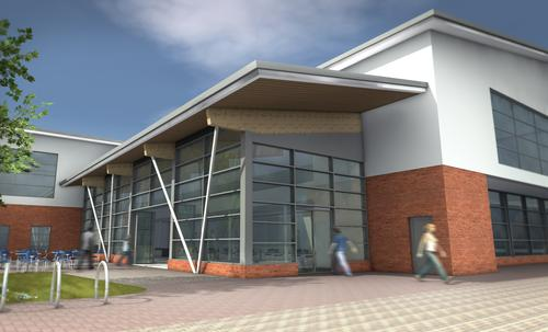 Queen's Diamond Jubilee Centre to open in Rugby