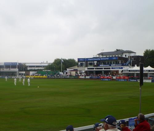 The county Ground is set for a £3.6m redevelopment