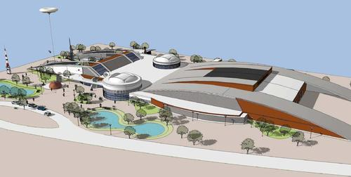 The US$80m attraction could become a reality by 2016 / 4Frontiers Corp