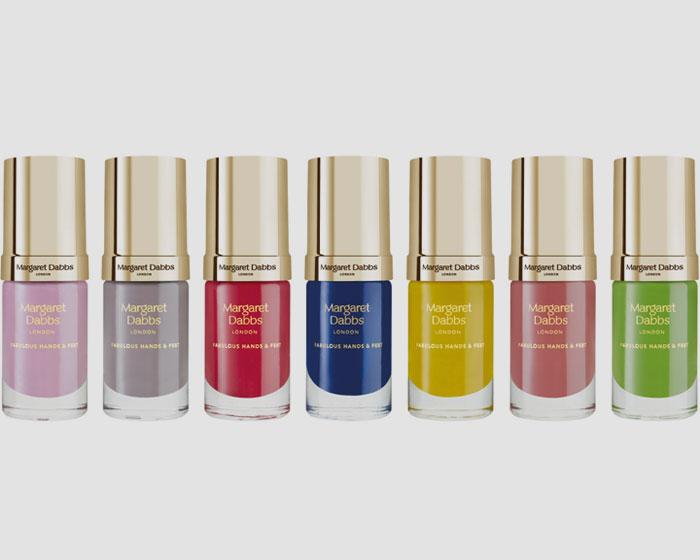 Margaret Dabbs debuts first nail polish line