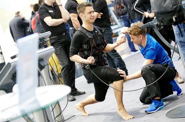 FIBO EXPERT will focus on new tech such as EMS training