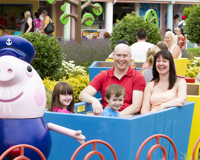 Paultons Park has updated its POS systems due to an increase of visitors following the opening of Peppa Pig World