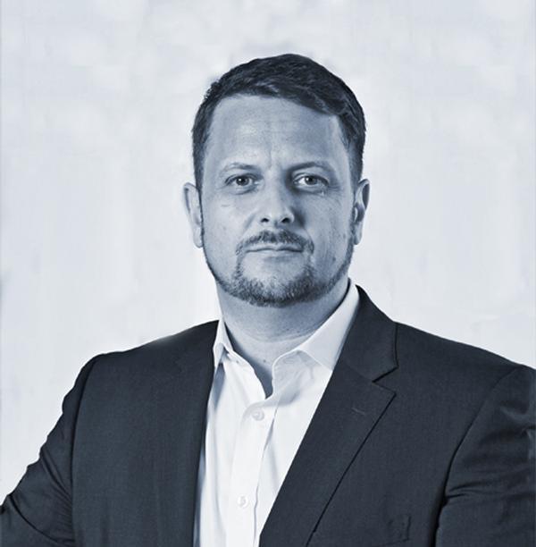 Evolution Wellness CEO Simon Flint