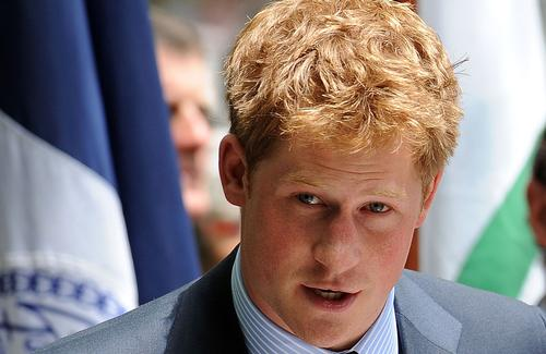 Prince Harry named honorary president of England Rugby 2015