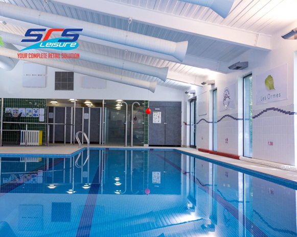 SRS Leisure makes splash at Les Ormes resort