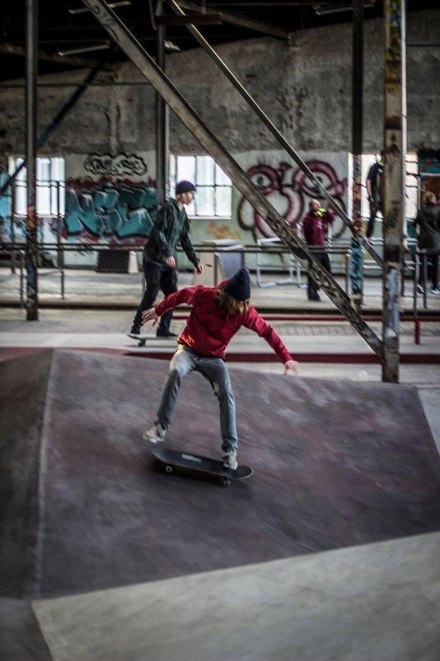 According to the architects, skateboarding is one of the fastest-growing sports in Europe and so skaters are in need of more well-designed places to go and practice / GAME Streetmekka