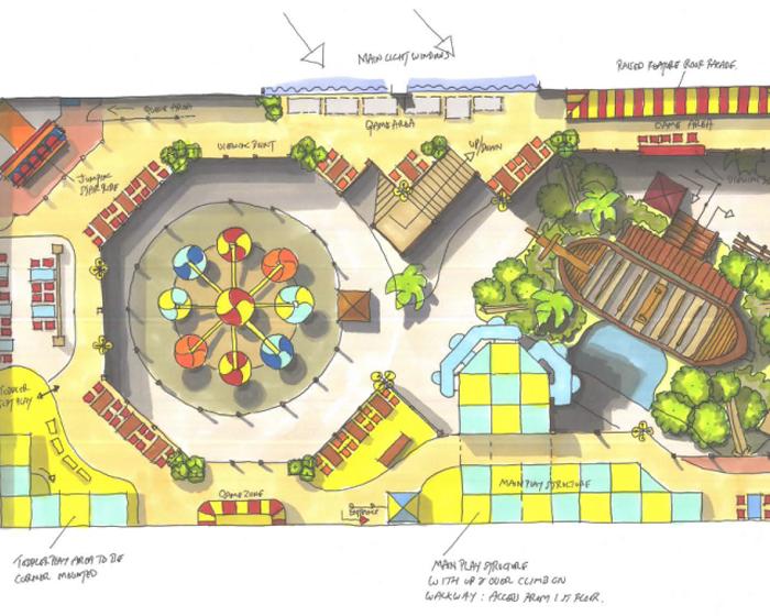 DPA adds adventure to amusement park masterplan